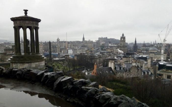 La mia prima volta a Edimburgo
