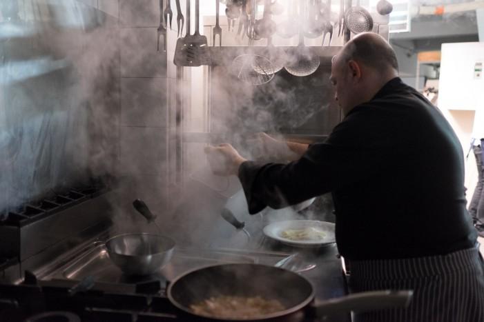 Il Profumo di Bergamotto dello chef Cogliandro all'Accademia Gourmet