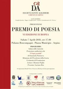Premio di Poesia
