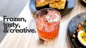 ice tea cocktail orione