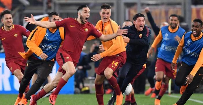 Roma-Barcellona 3-0 è già leggenda, ma quali sono i momenti più belli della storia della Magica?