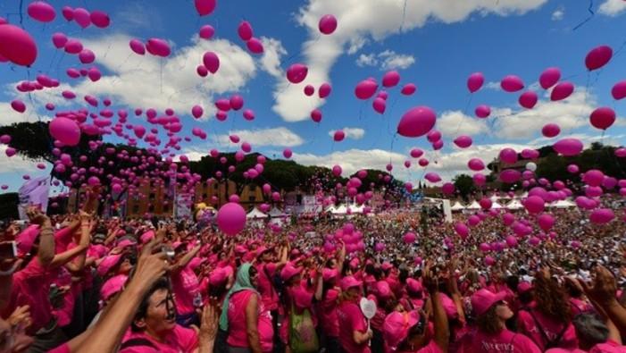 Torna la Race For The Cure, la corsa in rosa contro il tumore al seno