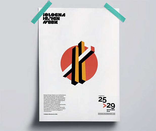 Bologna Design Week: dà forma alle tue idee. Lanciata la call per architetti e designer.