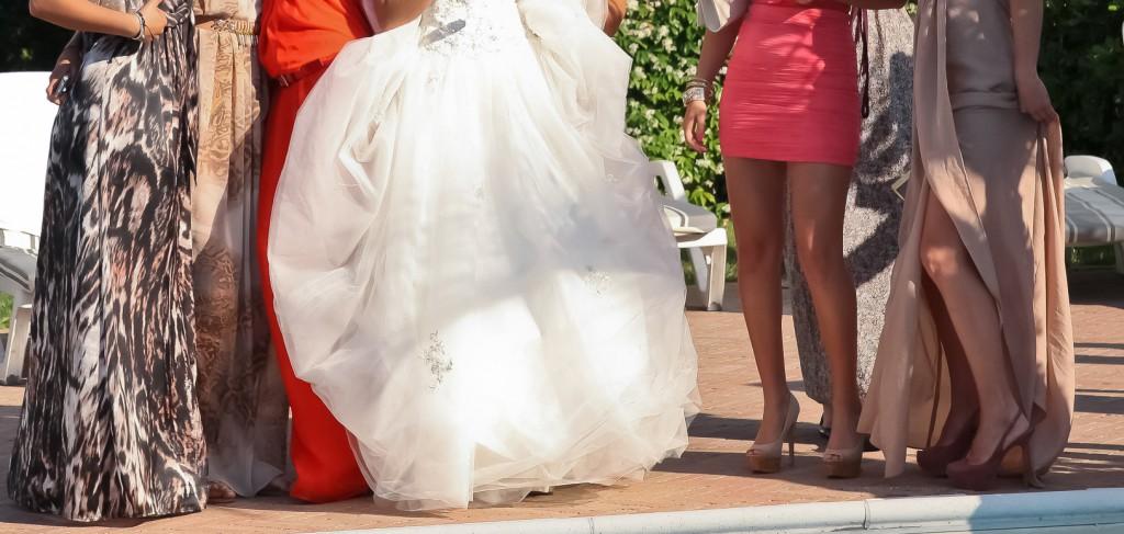 matrimonio della mia amica