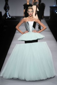 David La Chappelle- The house at the end of the world ( Victor & Rolf - spring/summer 2010)