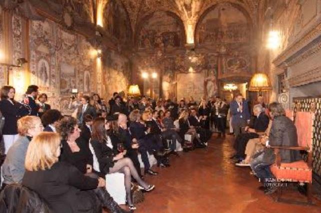 interno Palazzo Capponi - Firenze