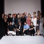 I giovani talenti determinano la settimana dell'alta moda romana