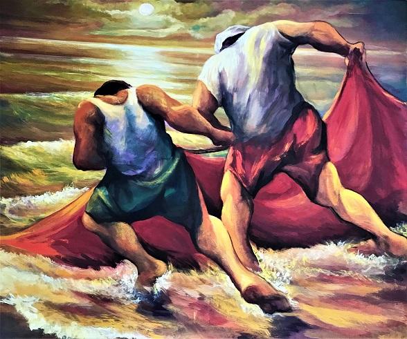Lorenzo Chinnici racconta la sicilia attraverso Caravaggio