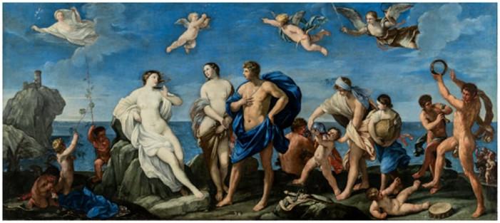 Un Guido Reni fatto a pezzi, singolari vicende di un capolavoro disperso