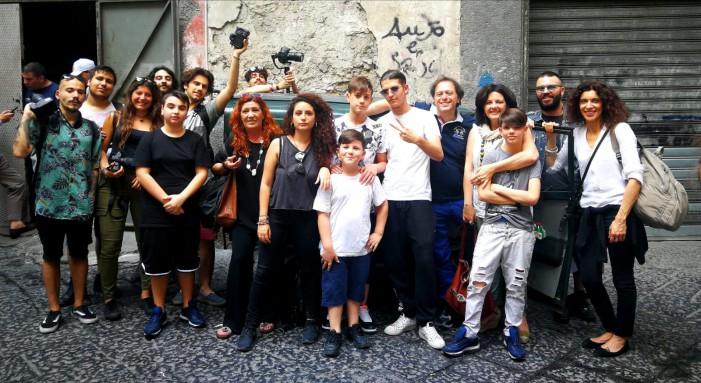 NeapolisRestArt: quindici murales e i vicoli dell'arte