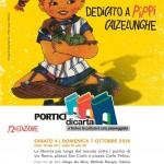 Portici di Carta 2018 e Pippi Calzelunghe