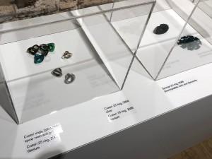 Stefania Lucchetta, Serie di anelli in resina e titanio, 2003 : 2006