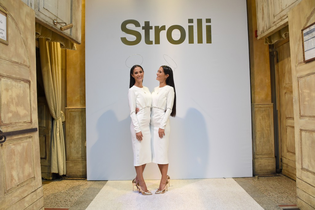 MILAN, ITALY - OCTOBER 17: General view during Stroili Holy Gold Party on October 17, 2018 in Milan, Italy. (Photo by Jacopo Raule/Getty Images for Stroili)