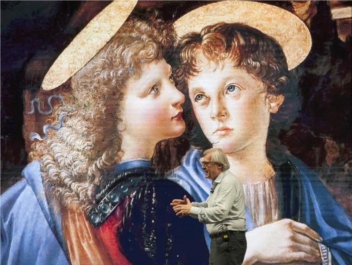 Vittorio Sgarbi racconta Leonardo e l'arte si fonde col teatro