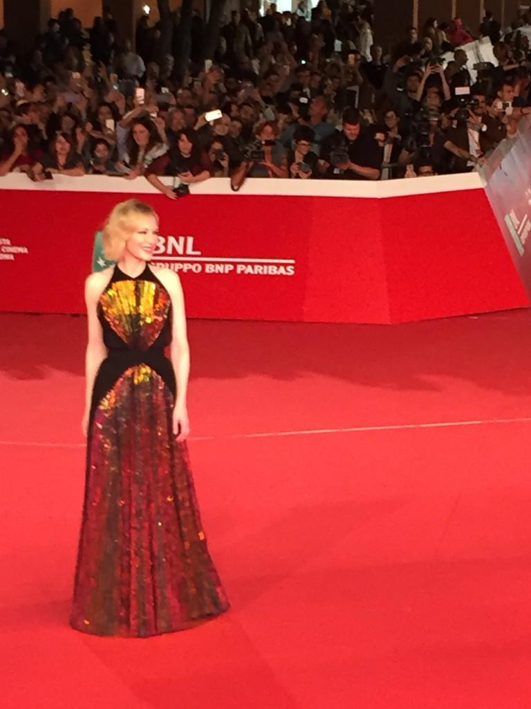 Cate Blanchett Festa del Cinema di Roma