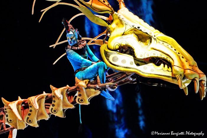 Toruk – Il primo volo. Il Cirque du Soleil nel mondo di Pandora