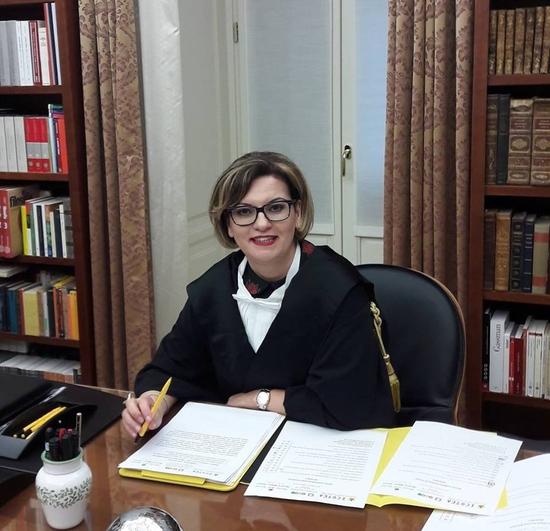 ICOTEA rettrice Luciana Barone
