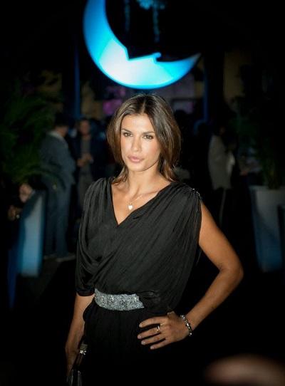 Elisabetta Canalis per Eles Italia