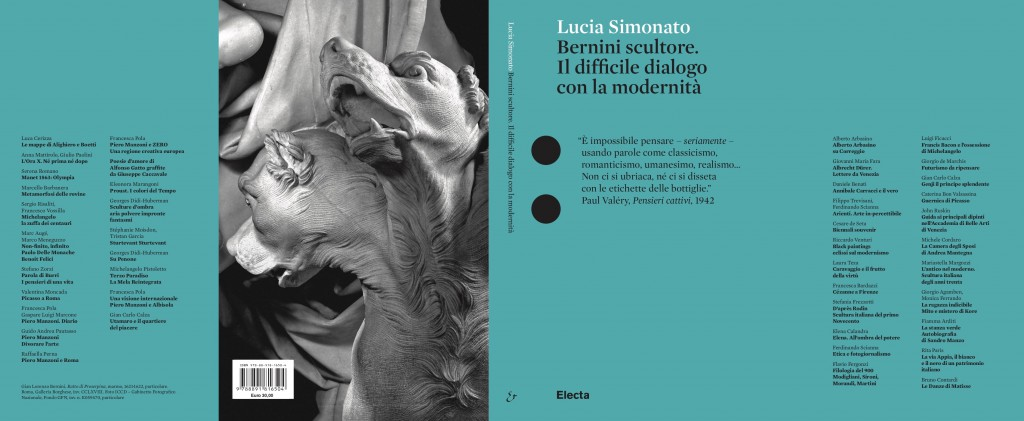 BERNINI Scultore Luisa Simonato