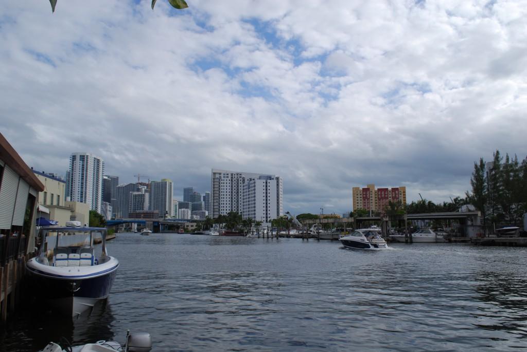 Ristorante a Miami Florida
