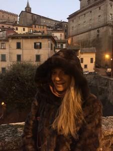 Fabiola Cinque mostra Riccardo Sanna 0