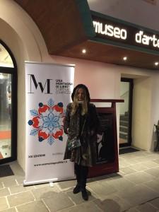 Fabiola Cinque da Andy Wharhol a Cortina