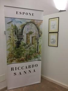 mostra Riccardo Sanna