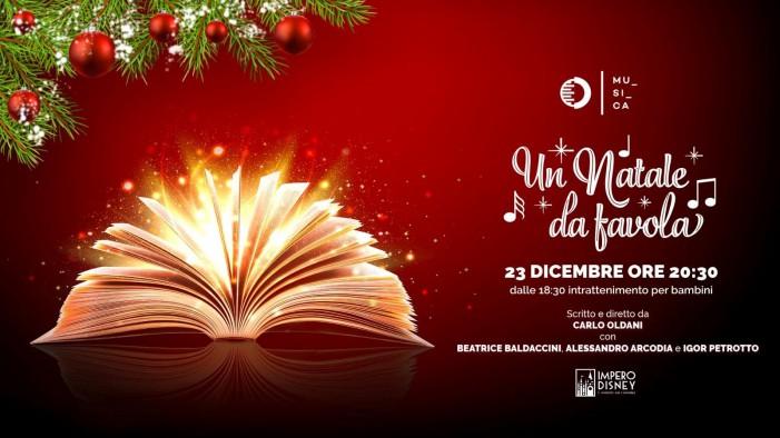 Ancora Un Natale da favola al Nuovo Teatro Orione