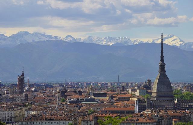 Van Dyck a Torino