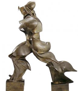 umberto-boccioni-forme-uniche-della-continuita-nello-spazio-milano-1913
