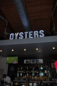 Oyster in Pensacola