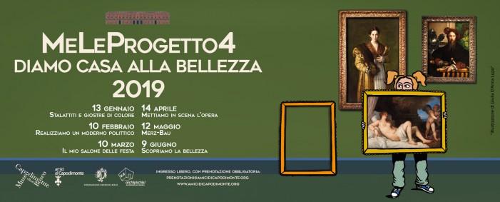 Stalattiti e giostre di colore al Museo e Real Bosco di Capodimonte