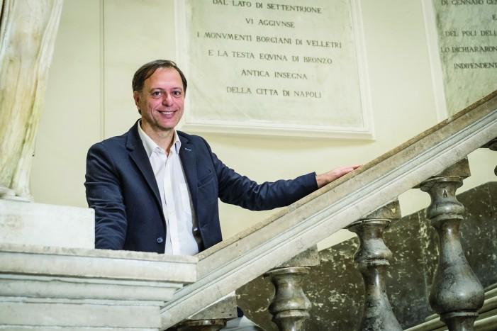 Quasi una premonizione: Migliore Direttore di Museo