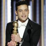 Golden Globes 2019, il trionfo di Rami Malek. Che delusione per Lady Gaga!