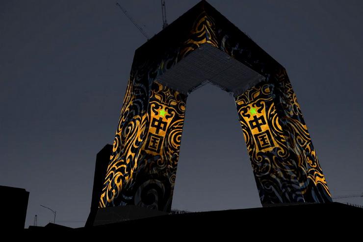Paolo Buroni reinventa la CCTV Tower di Pechino