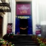Chagall. Sogno d'amore: la mostra alla Basilica della Pietrasanta