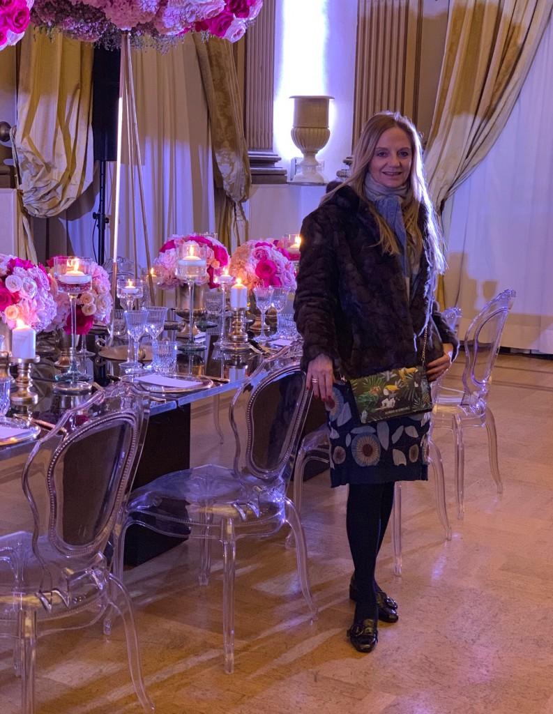 Fabiola Cinque wedding experience