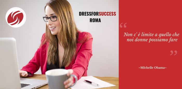 Dress for Success veste le donne di fiducia e professionalità