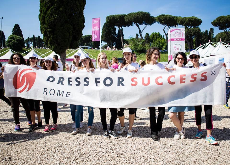 Dress fo Success in occasione della Race for the Cure