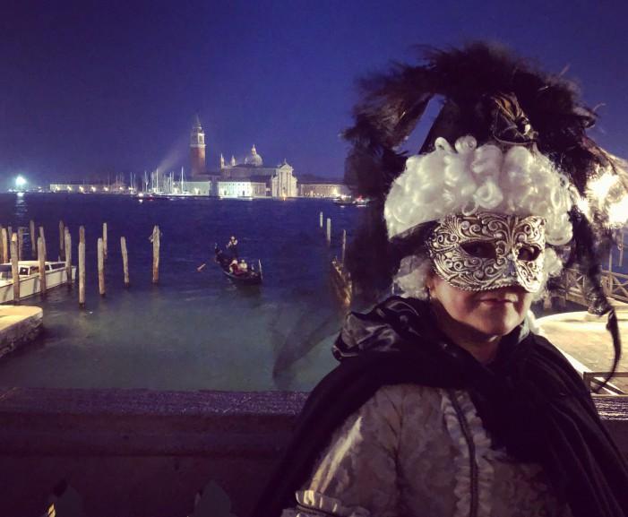 Carnevale di Venezia 2019: confessioni di una maschera