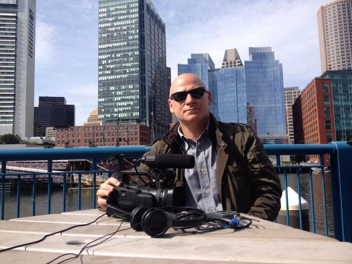 Intervista al Reporter cine-televisivo Alessandro D'Alessandro