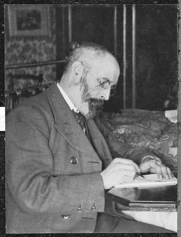 John Barbour, il fondatore