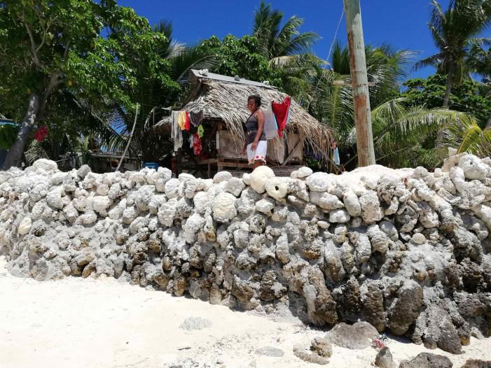 In mostra a Roma le isole Kiribati nell'arte di Antonio Fiorentino