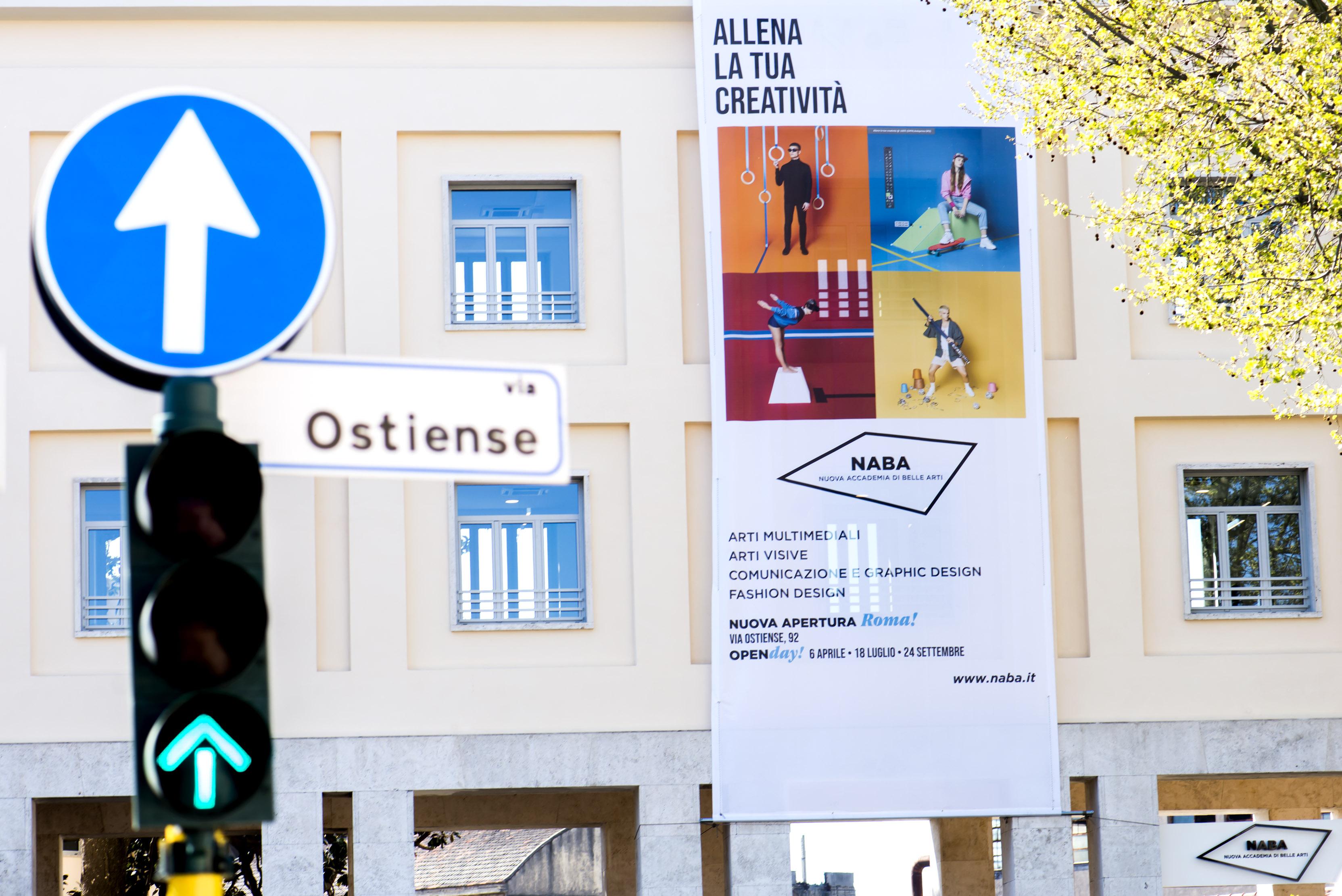 Nuova Accademia Del Design naba: il campus della formazione che porta il learning by