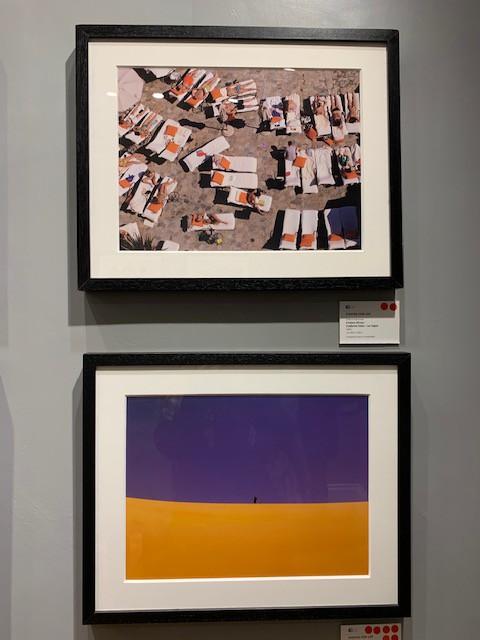 Enrico Vanzina fotografo alla Galleria Russo