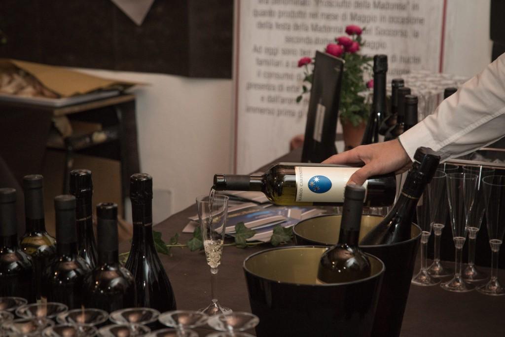 Carpineti vino di Cori