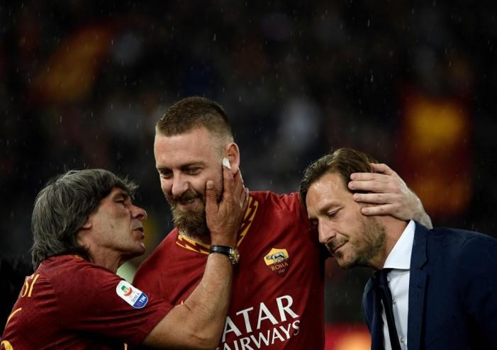 De Rossi e i 10 addii più commoventi della storia del calcio