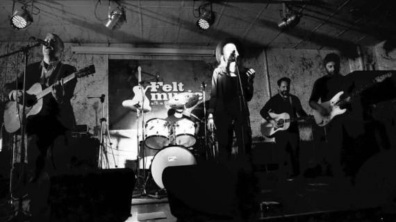 Felt Music: show tutto irlandese con Mark Geary e i Mardi Gras
