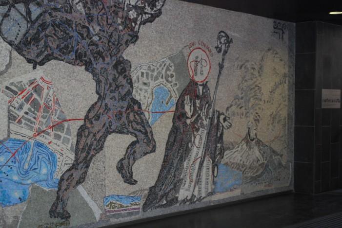 La Street Art di INWARD e la creatività urbana