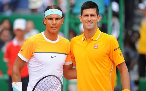 Nadal e Djokovic
